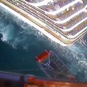 VIDEO: Emergenza medica in mare, il salvataggio della Guardia Costiera Americana