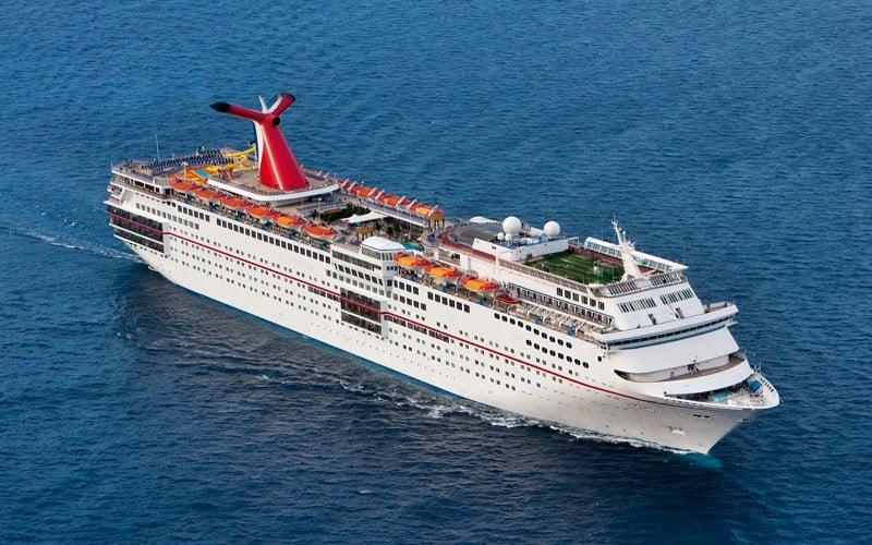 Carnival Ecstasy, Carnival Cruise Line 2