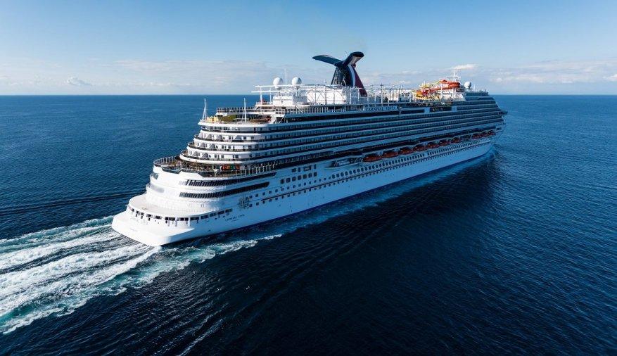 Carnival Horizon, nel 2018 la stagione inaugurale nel Mediterraneo, Caraibi e Bermuda