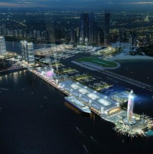 Dubai, in arrivo un nuovo mega porto turistico. Il terminal crociere ospiterà fino a 6.000 passeggeri