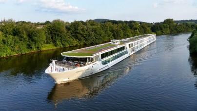Crociere fluviali: nel 2017 tre nuove navi per Emerald Waterways
