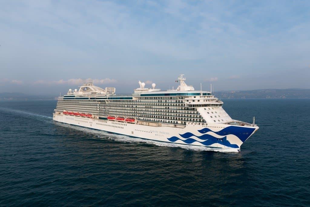 Majestic Princess, Fincantieri, Princess Cruises 3