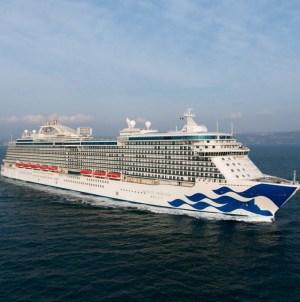 Princess Cruises: al via la stagione di crociere da Taiwan alla volta del Giappone per Majestic Princess