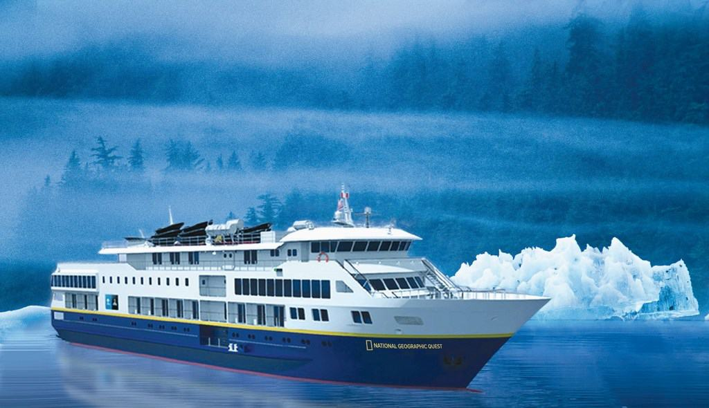 National Geographic Quest, Lindblad Expeditions