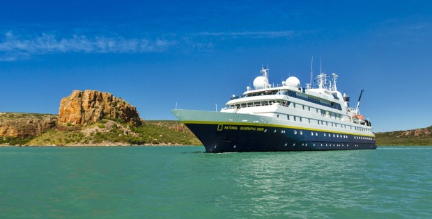 Lindblad Expeditions: nel 2018 il debutto di National Geographic Venture