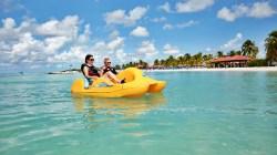 La destinazione caraibica privata di Princess Cays da maggio negli itinerari di sei navi Carnival