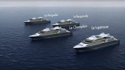 Ponant: al via la costruzione del primo luxury yacht commissionato a Fincantieri