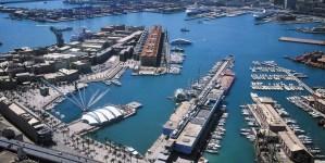Porto di Genova: di nuovo operativo Ponte Andrea Doria. Tutto pronto per il grande battesimo di MSC Seaview