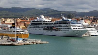 Livorno, giornata record per la crocieristica: attese 6 navi con oltre 12.000 i passeggeri