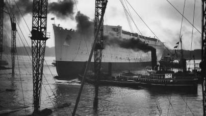 Come riutilizzare un vecchio transatlantico? I destini fortunati di alcuni grandi liners del passato