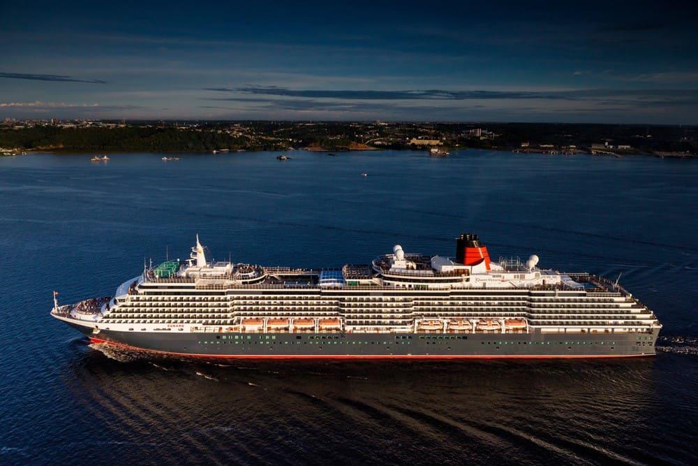 Queen Victoria, Cunard, Manaus 8