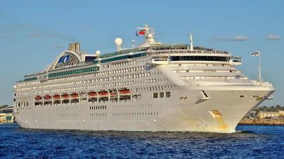 Princess Cruises: restyling completato anche per Sun Princess. Stagione estiva 2019 in Australia