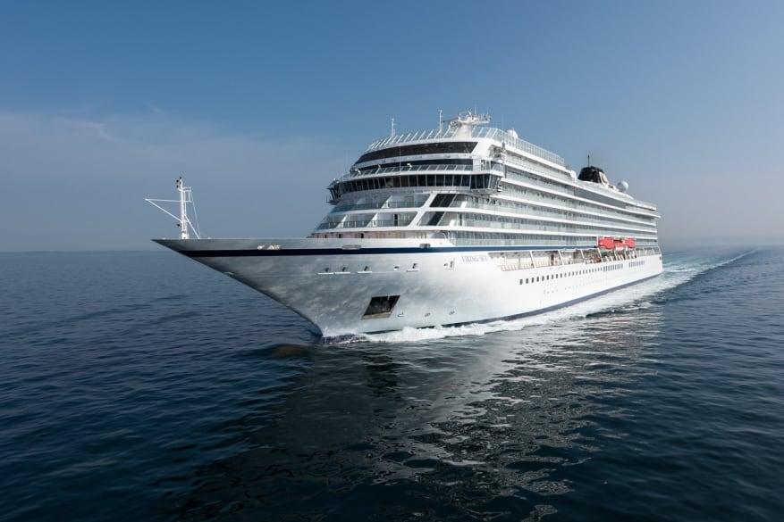 Debutto in Australia con Viking Sun per Viking Ocean Cruises