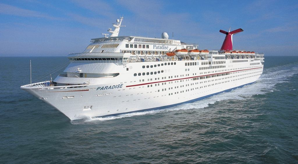 Carnival Paradise, Carnival Cruise Line