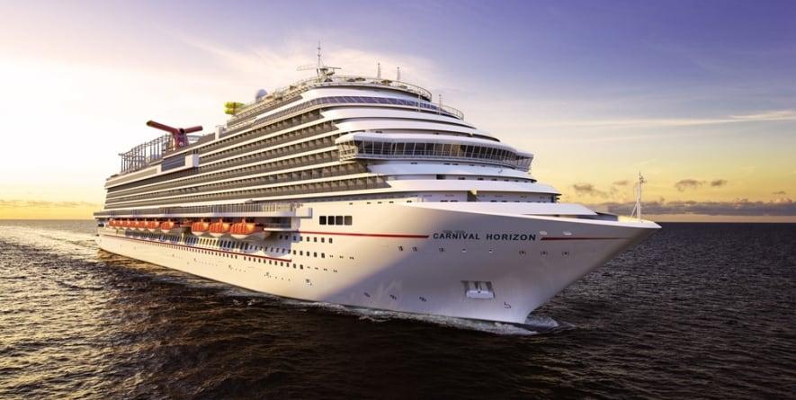 Carnival Cruise Line: a bordo di Carnival Horizon il primo ristorante teppanyaki della flotta