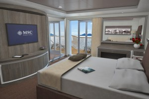Exclusive Yacht Club Royal Suite