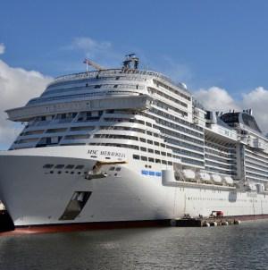 MSC Crociere in fermento: trattativa con Fincantieri per nuove navi