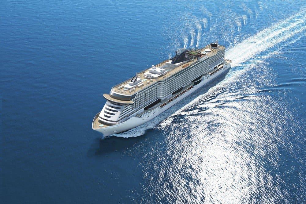 MSC Seaside the ship that follows the sun