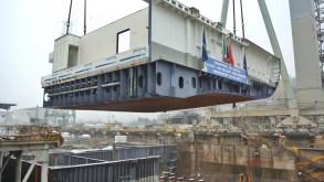 Fincantieri, mercoledì a Monfalcone il float out di MSC Seaview
