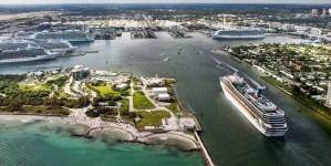 Port Everglades, accordo biennale con Silversea per ospitare le navi della flotta