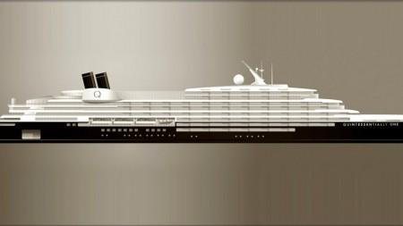 E' in arrivo Quintessentially One, il più grande, lussuoso ed esclusivo super yacht (anche residenziale) di sempre