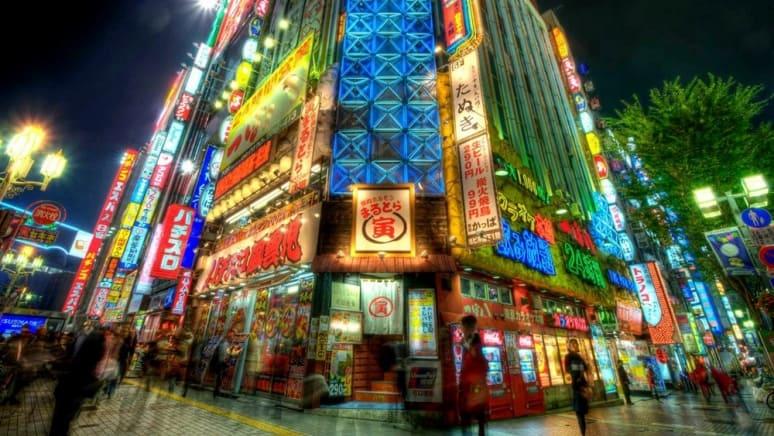 Tokyo, Giappone, Japan