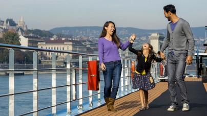 Crociere fluviali fiabesche lungo il Reno e il Danubio: Adventures by Disney lancia la programmazione 2018
