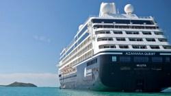 Azamara Club Cruises lancia la programmazione 2019. Prime crociere in Alaska, 250 destinazioni raggiunte, 45 nuovi porti