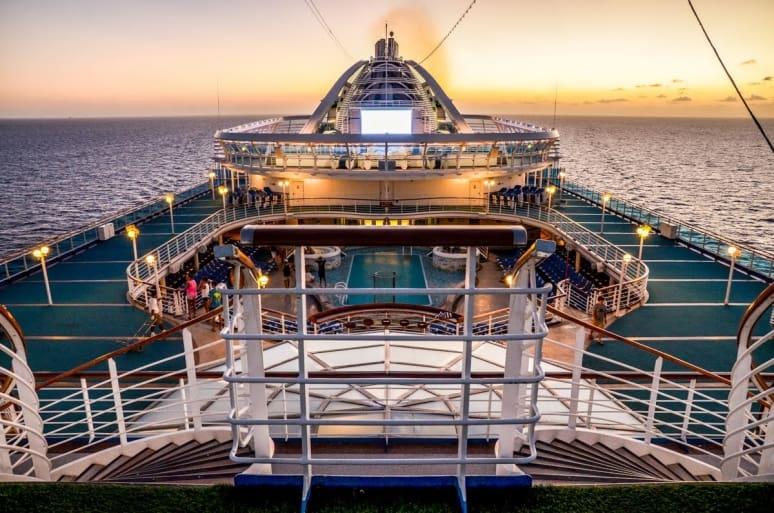 Caribbean Princess, Princess Cruises 2