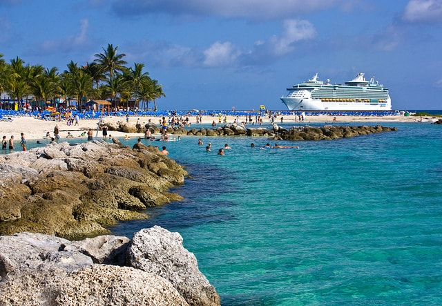 Coco Cay, Royal Caribbean International