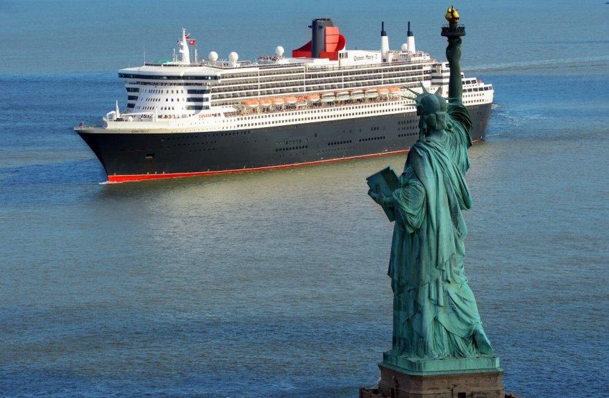 Da Cunard la nuova programmazione 2019 delle sue navi. Tra le novità il ritorno in Alaska