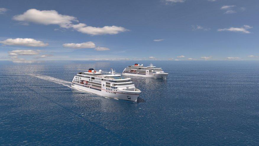 Hapag-Lloyd Cruises: Hanseatic Nature e Hanseatic Inspiration i nomi delle due nuove navi da spedizione in costruzione. Il debutto nel 2019