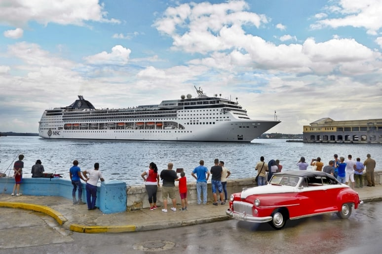 MSC Crociere, Cuba
