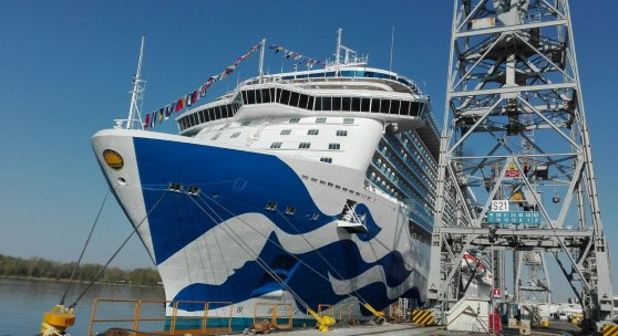 Majestic Princess, Princess Cruises