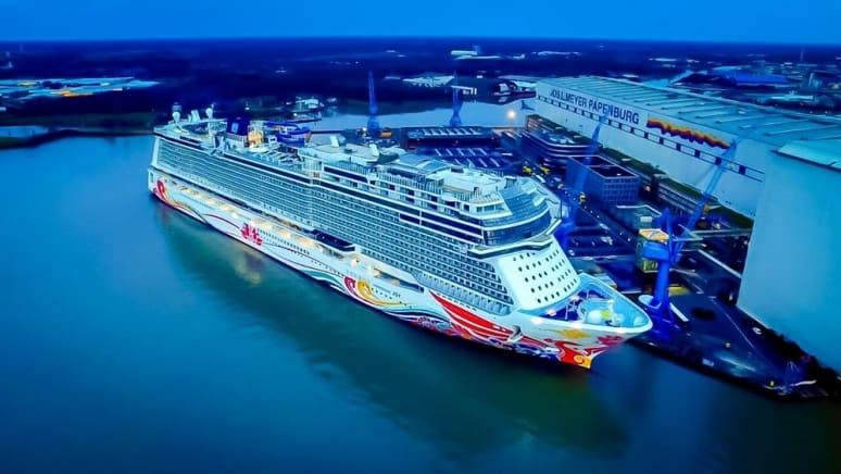 Norwegian Joy, Norwegian Cruise Line 3