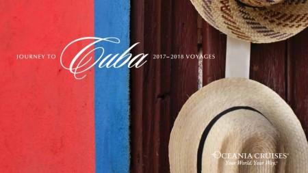 Oceania Cruises aggiunge nuove crociere a Cuba alla programmazione 2018