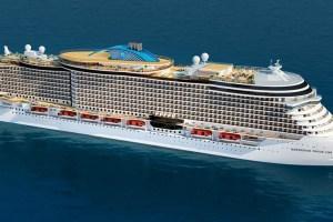 Progetto Leonardo, Norwegian Cruise Line, Fincantieri