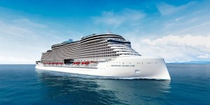 """Norwegian Cruise Line svela i primi rendering del """"Progetto Leonardo"""". Maxi commessa a Fincantieri per oltre 3 miliardi di euro"""