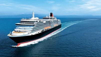Cunard: a maggio il restyling a Palermo di Queen Victoria