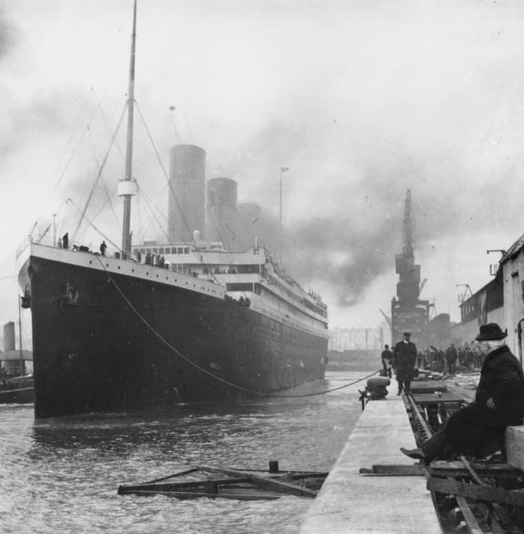 Titanic, Southampton