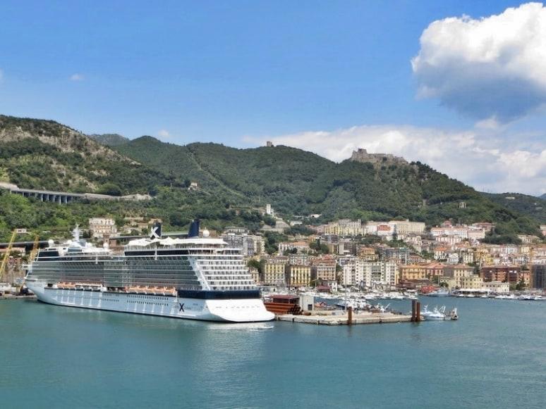Salerno, Celebrity Cruises