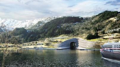 Norvegia: al via il progetto per la realizzazione dello Stad Ship Tunnel, il primo tunnel navigabile che attraverserà i fiordi