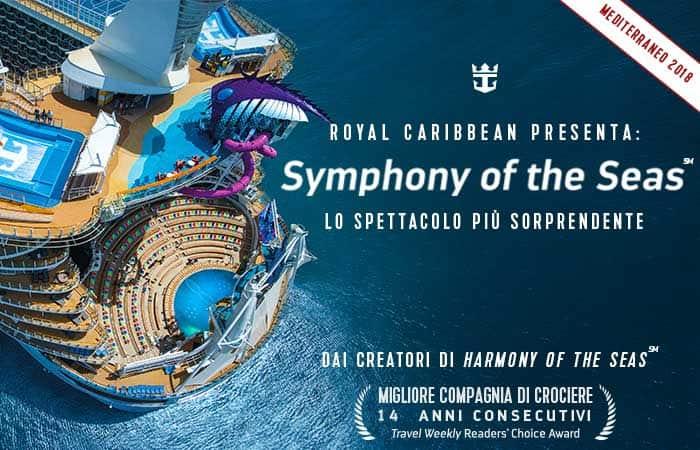 Symphony of the Seas, Royal Caribbean International