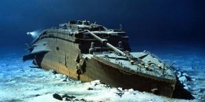 Dall'Inghilterra la prima crociera sottomarina alla scoperta del relitto del Titanic