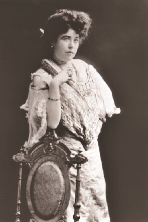 Molly Brown, passeggera del Titanic
