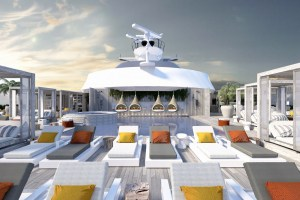 Celebrity Edge The Retreat Sundeck