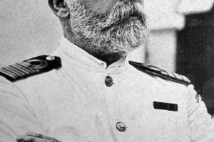 Edward Smith, Comandante del Titanic