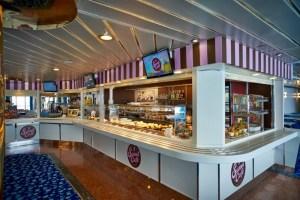 Sweetcafe, Corsica Sardinia Ferries