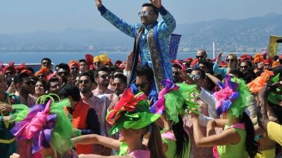 Il matrimonio indiano dell'anno a bordo di Costa Fascinosa: il foto album della fiaba