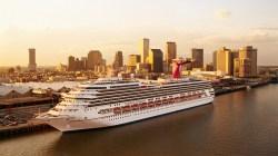 Carnival Cruise Line estende l'opzione sushi a quattro navi della flotta